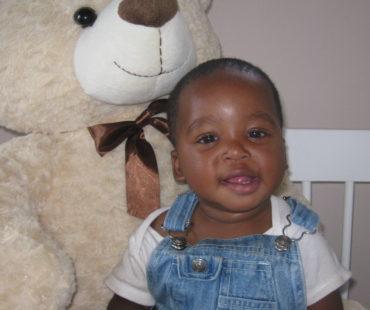 Baby Boy At MBH