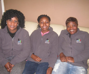 Caregivers at MBH