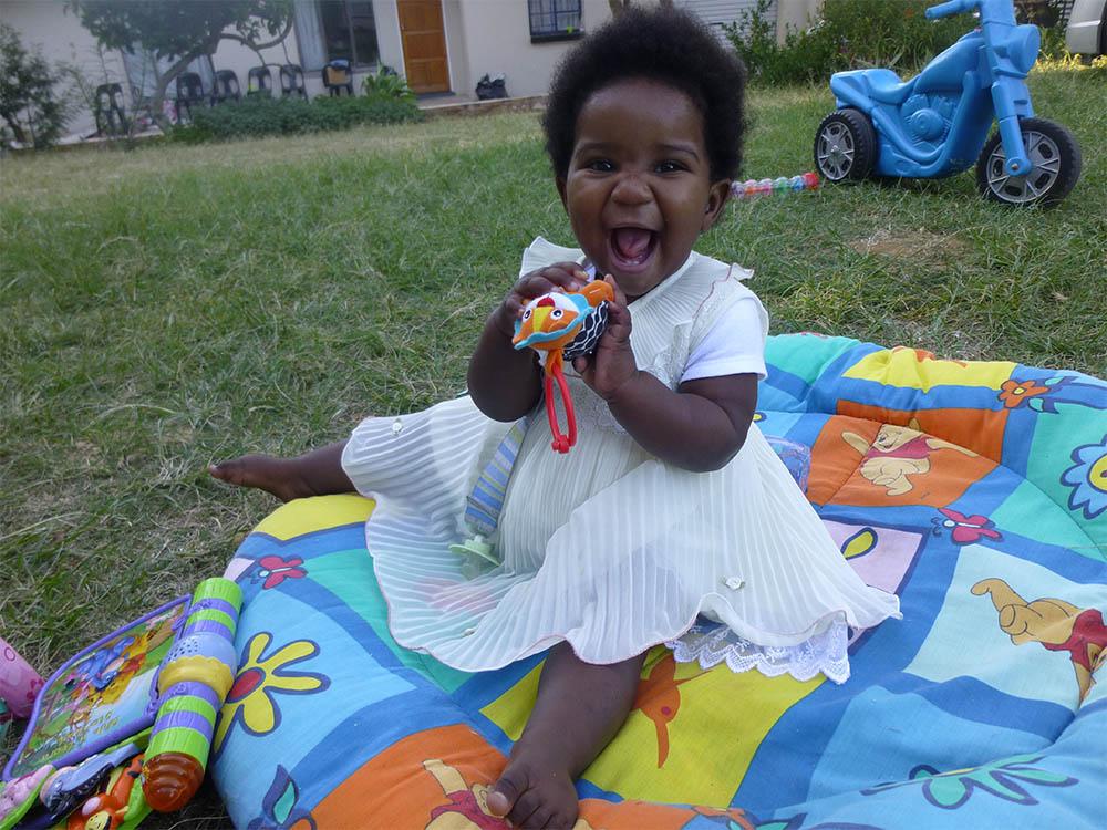 Happy Baby at MBH